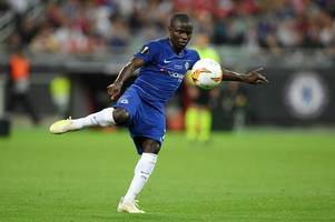 when n'golo kante will return for chelsea as frank lampard issues fitness update