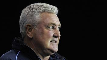 steve bruce to become lowest paid manager in premier league after newcastle move