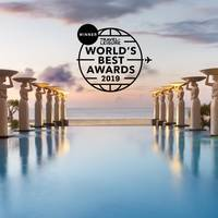 mulia bali named #1 world's best resort hotel in indonesia by travel + leisure readers