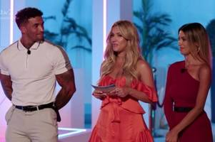 Another new girl joins Love Island tonight as one Islander is dumped