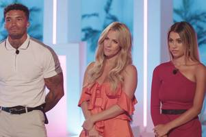 Love Island's Joanna hoped Michael would leave with her and says he will 'crack on' with Amber