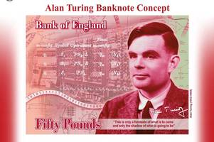 bank of england announces who will be on new £50 note