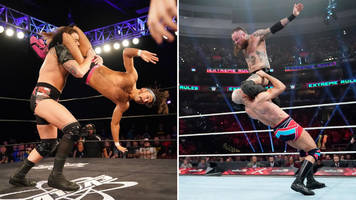 An Electric Weekend of Action Proves Wrestling Has Never Been Better