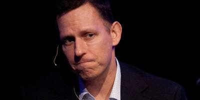trump promises to look into peter thiel's claim that google may have committed treason (googl)
