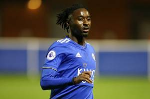 released leicester city midfielder hopes to emulate wilfred ndidi as he joins league one side