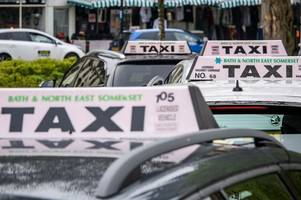 Claims Uber drivers working 'illegally' and contributing 'absolutely zero' to Bath economy