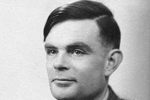 'son of guildford' alan turing to feature on new £50 note