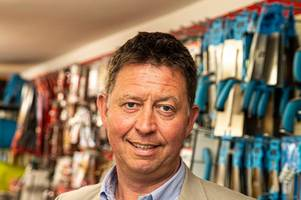 petrol head james hipkins on running the city's largest builders merchants (& how is he helping to raise the profile of the industry!)