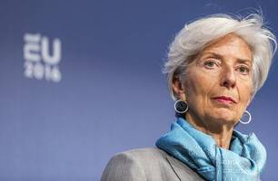 imf accepts lagarde's resignation, initiates search for replacement - board