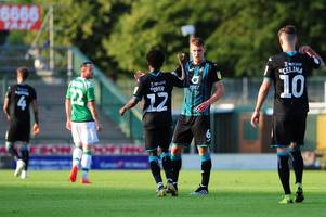 Jay Fulton hat-trick inspires Swansea City to emphatic win at Yeovil Town