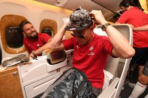 olivier giroud speaks out on laurent koscielny's reaction to usa tour row at arsenal