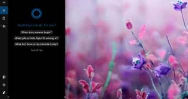 windows 10 will allow other assistants to launch from the lock screen