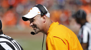 jeremy pruitt spends sec media day talking for 21 minutes straight to delay questioning