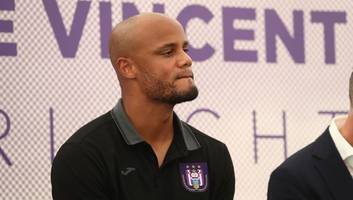 Vincent Kompany Challenges Man City to Win the UEFA Champions League Next Season