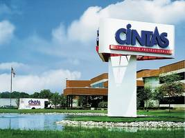 cintas soars as a strong labor market prompts it to boost profit forecasts (ctas)
