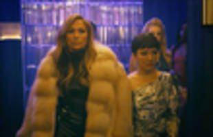 (st)ripped from the headlines: j.lo, constance wu, cardi b, and lizzo in 'hustlers' movie trailer
