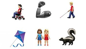 Celebrate World Emoji Day With 59 New Characters