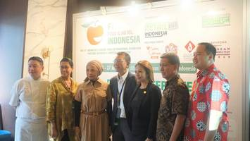 food & hotel indonesia 2019: underpins new market benchmark for indonesia's culinary and hospitality