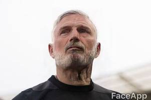 we faceapped the hull city squad and this is how they looked as old men
