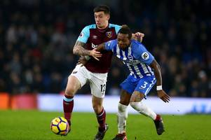 championship gossip: leeds united given boost in race for £4m west ham united star; nottingham forest boss hits out; stoke city hero set to leave