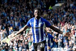 exclusive: bristol city have their eyes on sheffield wednesday striker after portugal fancy
