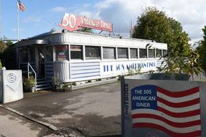 award-winning 50s american diner up for sale as owners retire after 15 years