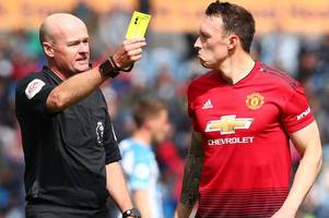 Manchester United could offer Phil Jones to tempt Leicester City into selling Harry Maguire - report