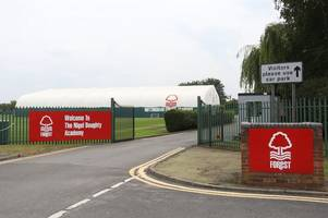 plans for extension and new private suite for evangelos marinakis at nottingham forest's academy