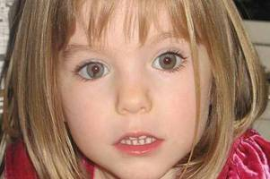 brit holidaymakers encouraged to take madeleine mccann posters on holiday in bid for breakthrough