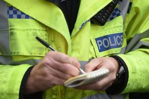 west midlands police officer charged with custody block assault