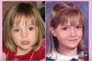 parents of madeleine mccann call on brits to hang posters of their missing daughter while on holiday