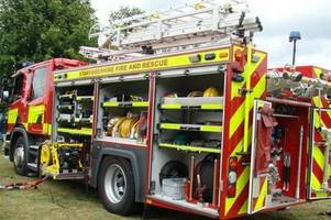 Firefighters called to accident with trapped victims - that turned out to be hoax