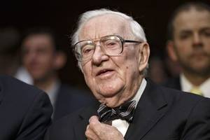 retired u.s. supreme court justice john paul stevens, a maverick on the bench, dies at 99