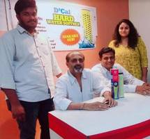 hyderabad based engineering duo design revolutionary solution to the hard water problem