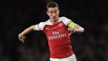 Laurent Koscielny to Be Stripped of Arsenal Captaincy With Two Stars Considered to Take Over