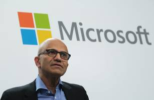 microsoft blew away wall street estimates in its most recent quarter and grew its revenue by 12% from last year (msft)