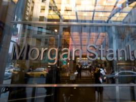 morgan stanley beats profit forecasts despite seeing the biggest stock-trading decline on wall street (ms)