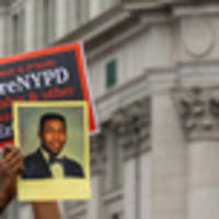 'nothing has changed': protesters rally on 5th anniversary of eric garner's death