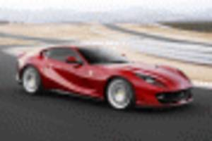 Ferrari 812 Superfast will reportedly drop its top this year