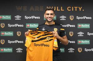 Ryan Tafazolli ready to seize 'fantastic opportunity' after finally joining Hull City