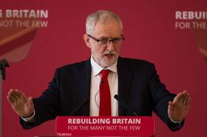 Labour peers 'to launch no confidence motion in Jeremy Corbyn'