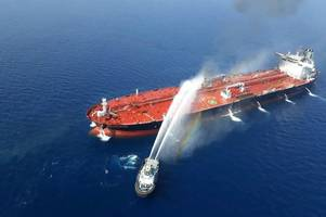 iran seizes unidentified foreign tanker after promising retaliation