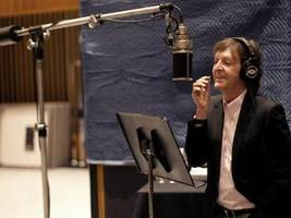 Paul McCartney Working On It's A Wonderful Life Musical