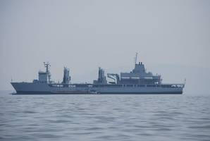 iran seizes 'foreign vessel carrying smuggled fuel' in persian gulf – tv