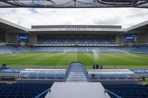 rangers vs st joseph's live score and goal updates from the europa league qualifier at ibrox