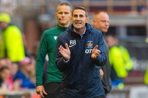 'unbelievable! unbelievable!' angelo alessio slams connah's quay brutal challenges as kilmarnock suffer euro embarrassment