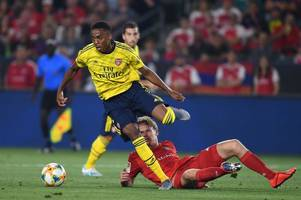 Arsenal player ratings vs Bayern Munich: Willock looks at home at highest level as Ozil thrives