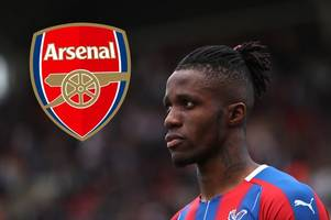 Wilfried Zaha transfer latest: Winger's 'request', Arsenal bid 'imminent' & Man United clause
