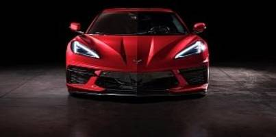 this is the 2020 chevrolet corvette stingray in all its glory