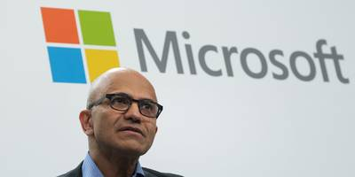 microsoft cements its position as the world's most valuable company by crushing sales forecasts (msft)